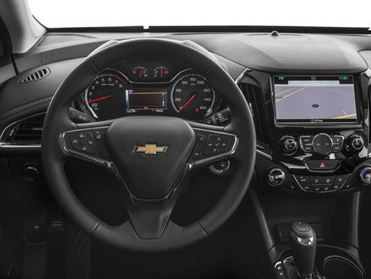 2017 Chevrolet Cruze 4dr Sdn 1 4l Premier W 1sf In Union Nj